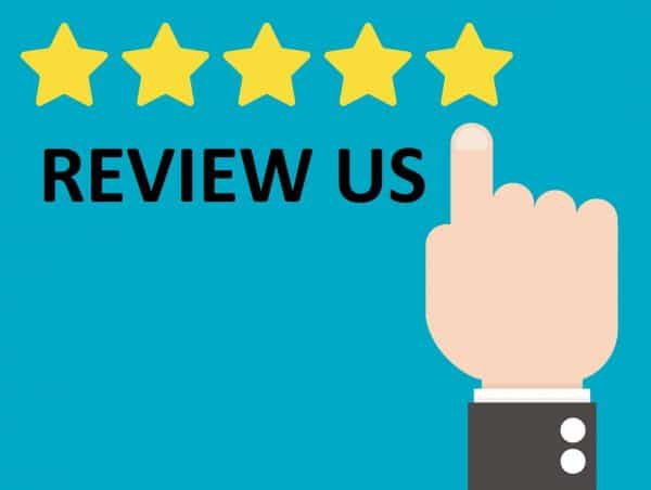 Please Leave us a Review