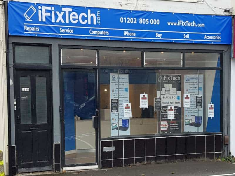 iFixTech – Tech Repair Specialists - PC, Mac, iPhone, Consoles