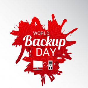 World Backup Day 31st March