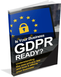 Is Your Business GDPR Ready paperback