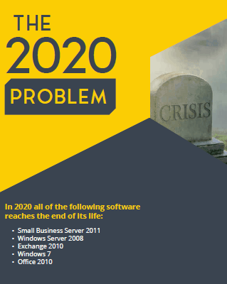 2020 Problem - Are you still using Windows 7?